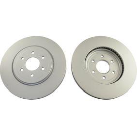 Bremsscheibe Bremsscheibendicke: 28mm, Lochanzahl: 6, Ø: 320mm, Ø: 320mm mit OEM-Nummer 40206-3X00B
