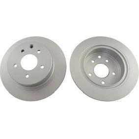 Brake Disc BR-6796-C Qashqai / Qashqai +2 I (J10, NJ10) 1.5 dCi MY 2011