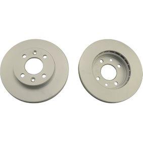 Bremsscheibe Bremsscheibendicke: 20mm, Lochanzahl: 4, Ø: 238mm, Ø: 238mm mit OEM-Nummer 40206-00Q0D