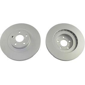 Bremsscheibe Bremsscheibendicke: 24mm, Lochanzahl: 5, Ø: 293mm mit OEM-Nummer 26300FE040