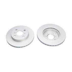 Bremsscheibe Bremsscheibendicke: 18mm, Lochanzahl: 4, Ø: 234,5mm, Ø: 235mm mit OEM-Nummer 4351252050