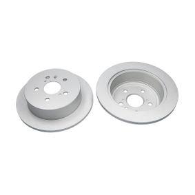 Bremsscheibe Bremsscheibendicke: 12mm, Lochanzahl: 5, Ø: 290mm mit OEM-Nummer 42431-28090