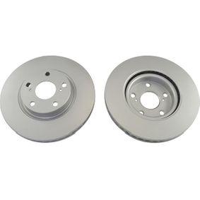 Bremsscheibe Bremsscheibendicke: 26mm, Lochanzahl: 5, Ø: 295mm mit OEM-Nummer 4351205080