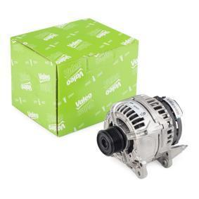 Lichtmaschine VW PASSAT Variant (3B6) 1.9 TDI 130 PS ab 11.2000 VALEO Generator (437317) für