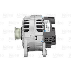 Lichtmaschine Rippenanzahl: 6 mit OEM-Nummer 03D903025JX