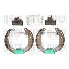 Bremsbackensatz Breite: 42mm mit OEM-Nummer 4242-12