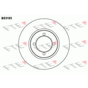 Bremsscheibe Bremsscheibendicke: 11mm, Lochanzahl: 4, Ø: 237mm, Ø: 237mm mit OEM-Nummer 569018