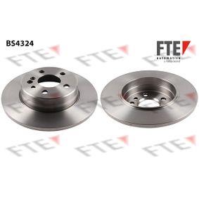 Bremsscheibe Bremsscheibendicke: 12mm, Lochanzahl: 5, Ø: 290mm mit OEM-Nummer 140.423.0612