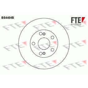 Bremsscheibe Bremsscheibendicke: 22mm, Lochanzahl: 5, Ø: 262mm mit OEM-Nummer 77 01 205 841