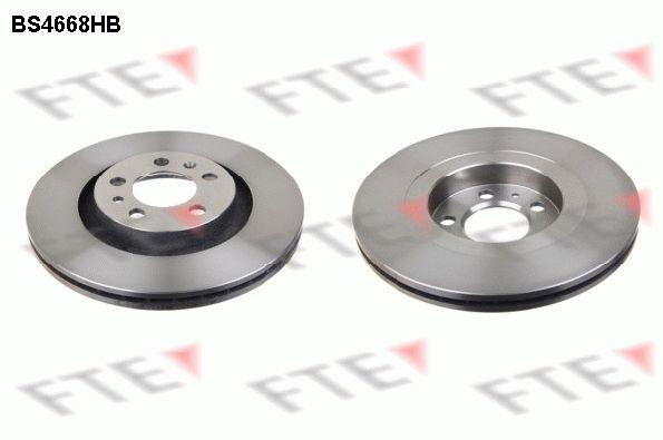 FTE  BS4668HB Bremsscheibe Bremsscheibendicke: 22mm, Lochanzahl: 5, Ø: 280mm