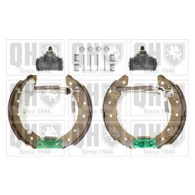 Bremsbackensatz Breite: 38mm mit OEM-Nummer 7701205722