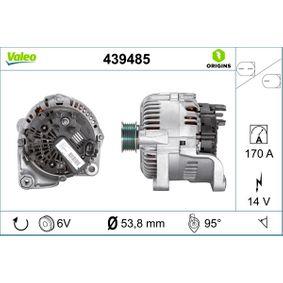 Lichtmaschine Art. Nr. 439485 120,00€