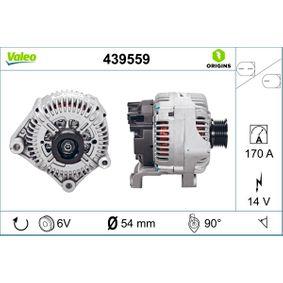Lichtmaschine Art. Nr. 439559 120,00€