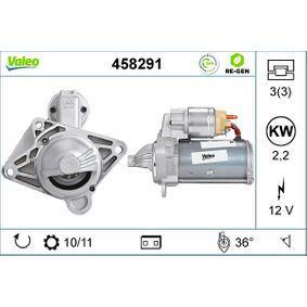 VALEO 458291 EAN:3276424582911 online obchod