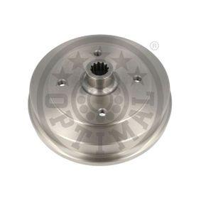 Bremstrommel Trommel-Ø: 230mm, Br.Tr.Durchmesser außen: 262,5mm mit OEM-Nummer 113 501 615J