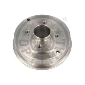 Bremstrommel Trommel-Ø: 180mm, Br.Tr.Durchmesser außen: 140, 208mm mit OEM-Nummer 6001548126