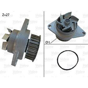 Wasserpumpe mit OEM-Nummer 030 121 008 D