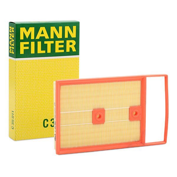 Luftfilter C 35 011 MANN-FILTER C 35 011 in Original Qualität