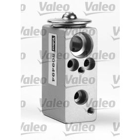 Expansion Valve, air conditioning 509494 PUNTO (188) 1.2 16V 80 MY 2000
