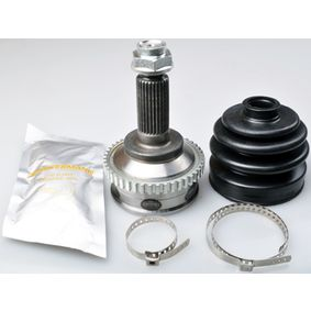 Joint Kit, drive shaft Outer teething wheel side: 28, Int. teeth. wheel side: 23, Numb.of teeth,ABS ring: 44 with OEM Number 169 360 1572