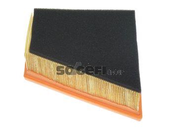 FRAM  CA10409 Air Filter Length: 215mm, Width: 218mm, Height: 79mm, Length: 215mm