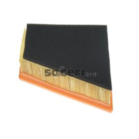 Air Filter Length: 215mm, Width: 218mm, Height: 79mm, Length: 215mm with OEM Number 6Q0129620 B
