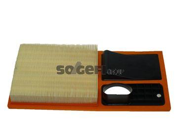 FRAM  CA10509 Air Filter Length: 382mm, Width: 191mm, Height: 41mm, Length: 382mm