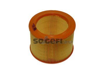 FRAM  CA5456 Luftfilter Höhe: 123mm