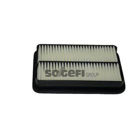 FRAM  CA5466 Luftfilter Länge: 265mm, Breite: 170mm, Höhe: 43mm