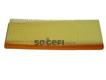 FRAM  CA5517A Luftfilter Länge: 379mm, Breite: 141mm, Höhe: 37mm, Länge: 379mm