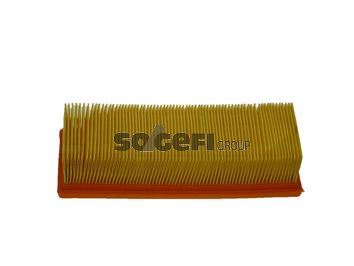 FRAM  CA5519 Luftfilter Länge: 228mm, Breite: 87mm, Höhe: 49mm, Länge: 228mm