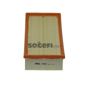 Air Filter Length: 237mm, Width: 141mm, Height: 56mm, Length: 237mm with OEM Number 165463VD0A