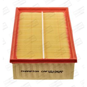 Luftfilter Länge: 292mm, Breite: 177mm, Höhe: 70mm mit OEM-Nummer 5Q0129620 D