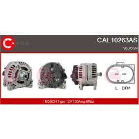Lichtmaschine Rippenanzahl: 6 mit OEM-Nummer 074903025J