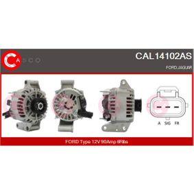 Generator CAL14102AS MONDEO 3 Kombi (BWY) 2.0 TDCi Bj 2002