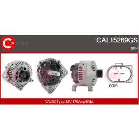 Lichtmaschine Art. Nr. CAL15269GS 120,00€