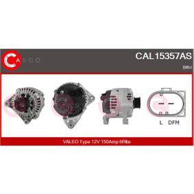 Lichtmaschine Rippenanzahl: 6 mit OEM-Nummer 12 31 7 789 980