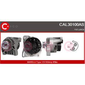 Alternator CAL30100AS PUNTO (188) 1.2 16V 80 MY 2002