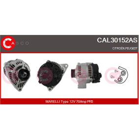 Generator CAL30152AS SAXO (S0, S1) 1.6 Bj 2001