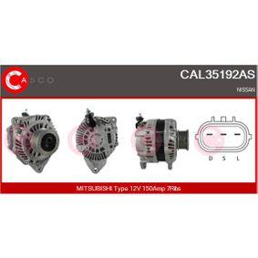Lichtmaschine Art. Nr. CAL35192AS 120,00€