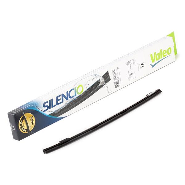 Wiper Blade Rubber VALEO 574040 expert knowledge