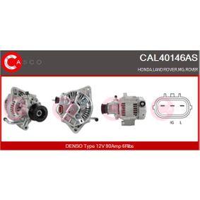 Генератор CAL40146AS 25 Хечбек (RF) 2.0 iDT Г.П. 1999