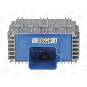 Control Unit, glow plug system Voltage: 12V with OEM Number 55 353 011