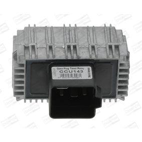 Control Unit, glow plug system CCU143 Astra Mk5 (H) (A04) 1.7 CDTi MY 2007
