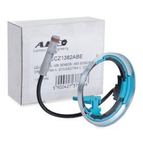 Sensor, wheel speed with OEM Number 1 603 254