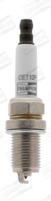 CHAMPION Aerovantage Spoiler CET12P Bujía de encendido Dist. electr.: 0,75mm, Medida de rosca: M14x1.25
