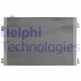Kondensator, Klimaanlage CF20171 CLIO 2 (BB0/1/2, CB0/1/2) 1.5 dCi Bj 2014