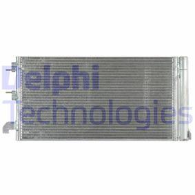 Condenser, air conditioning CF20273 PANDA (169) 1.2 MY 2020