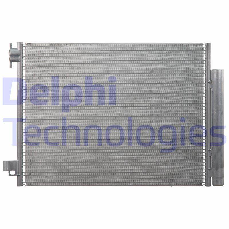 DELPHI  CF20292 Kondensator, Klimaanlage