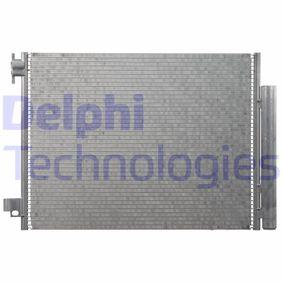 Kondensator, Klimaanlage mit OEM-Nummer 92 10 064 54R